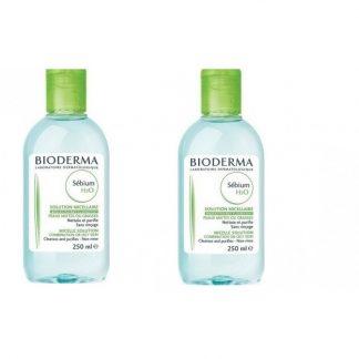 Bioderma Sebium H2O Διάλυμα Καθαρισμού 2X250ml