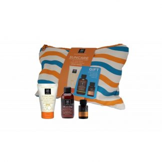 Apivita Suncare Προσώπου κατά της Λιπαρότητας με Χρώμα SPF30 50ml & Δώρο Gel Καθαρισμού 75ml & Αντηλιακό Λάδι Μαλλιών 20ml