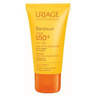Uriage Bariesun Creme Sans Parfum Waterpoof SPF50+ 50mL
