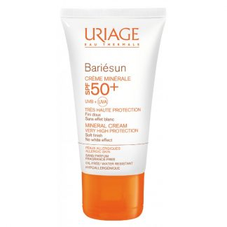 Uriage Bariesun Creme Minerale SPF50+ 100 ml