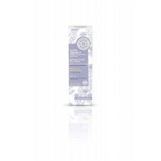 Natura Siberica Rhodiola Rosea Day Cream Προστασία και Ενυδάτωση για Ευαίσθητο Δέρμα με αντιηλιακή προστασία SPF20 50ml