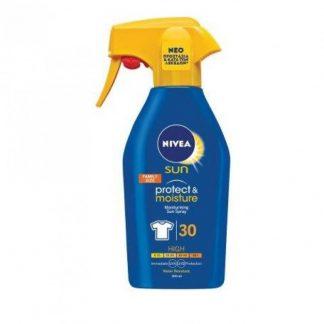 Nivea Sun Moisturising Trigger Spray SPF30 300ml