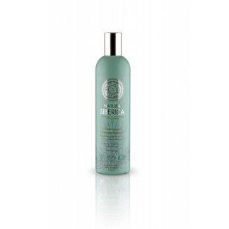 Natura Siberica Volumizing and Balancing Shampoo για Όγκο και Εξισσορόπηση για Λιπαρά Μαλλιά 400ml