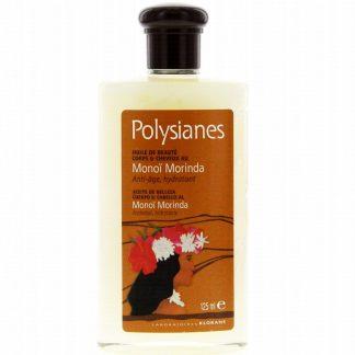 Polysianes - Monoi Morinda Huile De Beaute Corps & Cheveux - 125ml