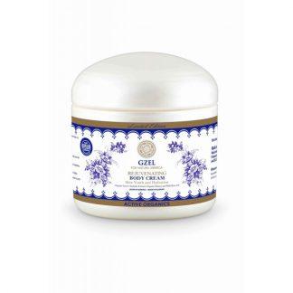 Natura Siberica Gzel, Rejuvinating body cream Σύσφιξη και Αποκατάσταση Κρέμα Σώματος 370ml