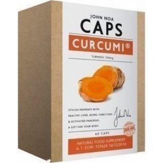 John Noa Caps Curcumi 60caps