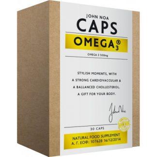 John Noa Caps Omega 3 500mg 30caps