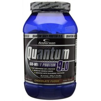 Anderson Quantum ISO-Whey Protein 9.0 Chocolate Fudge 800gr
