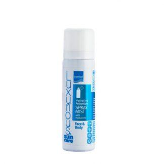 Luxurious Suncare Spray Mist Hydrating Antioxidant Face & Body 50ml