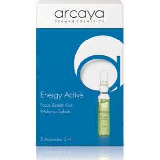 Arcaya Ampoules Energy Active 5x2ml