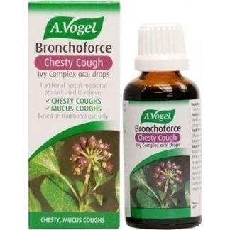 A.Vogel Bronchoforce Βλεννολυτικό Βάμμα 50ml