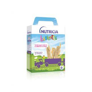 Nutricia Biskotti από τον 6ο μήνα 180gr