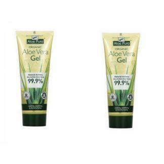 Optima Aloe Vera Gel 2x100ml -50% στο 2ο Προϊόν