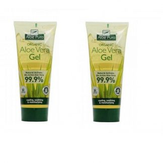 Optima Aloe Vera Gel 2x200ml -50% στο 2ο Προϊόν