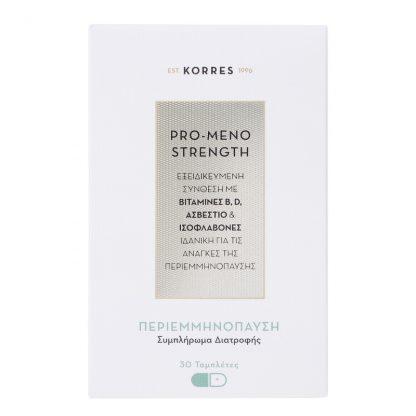 Korres Pro Meno Strength 30tabs