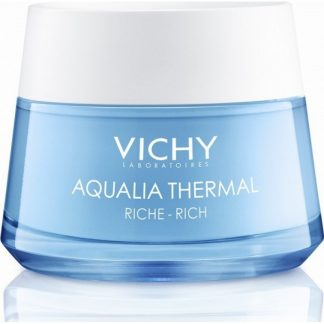 Vichy Aqualia Thermal Rehydrating Cream Rich για Ξηρές/Πολύ Ξηρές Επιδερμίδες 50ml