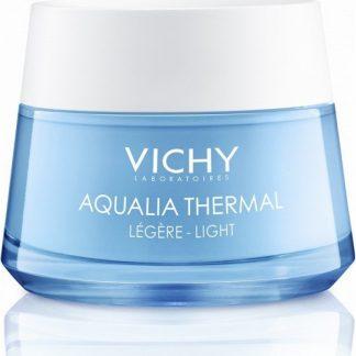 Vichy Aqualia Thermal Rehydrating Cream Light για Κανονικές/Μικτές Επιδερμίδες 50ml