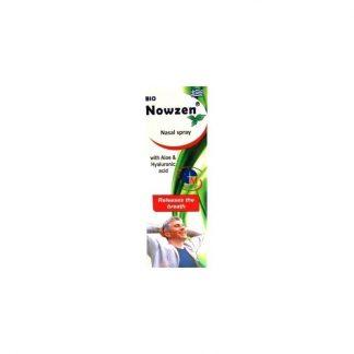 Bio Nowzen Spray με Αλόη & Υαλουρονικό οξύ 20ml