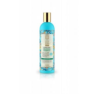 Natura Siberica Oblepikha Shampoo για Μέγιστο Όγκο για Όλους τους Τύπους 400ml