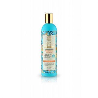 Natura Siberica Oblepikha Shampoo για Εντατική Ενυδάτωση για κανονικά και ξηρά μαλλιά 400ml