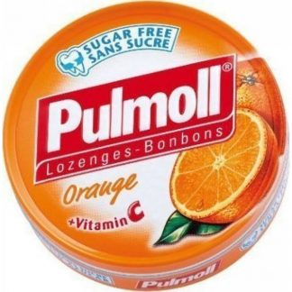 Pulmoll Vitamin C 45gr Πορτοκάλι