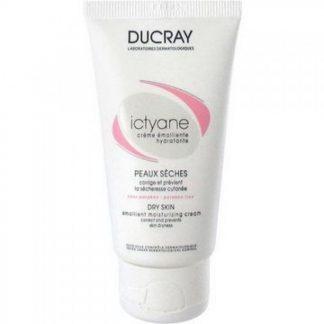 Ducray Ictyane Dry Skin Emollient Moisturizing Cream 50ml