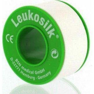 Leukosilk 2.5cmX4.6m