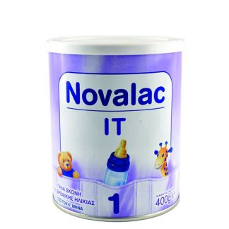 Novalac IΤ 1 Γάλα 1ης Βρεφικής Ηλικίας 400gr