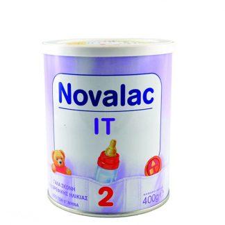 Novalac IΤ 2 Γάλα 2ης Βρεφικής Ηλικίας 400gr