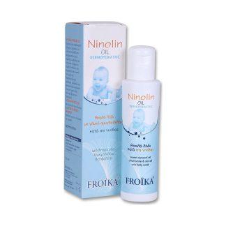 Froika Νinolin Oil Μαλακτικό Λάδι κατά της Νίνιδας 150ml