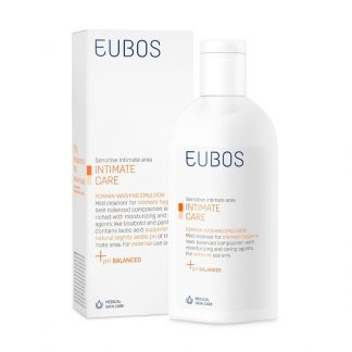 Eubos Feminin Liquid Υγρό Καθαρισμού για την Ευαίσθητη Περιοχή 200ml