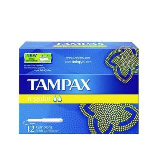 Tampax Regular 12τμχ